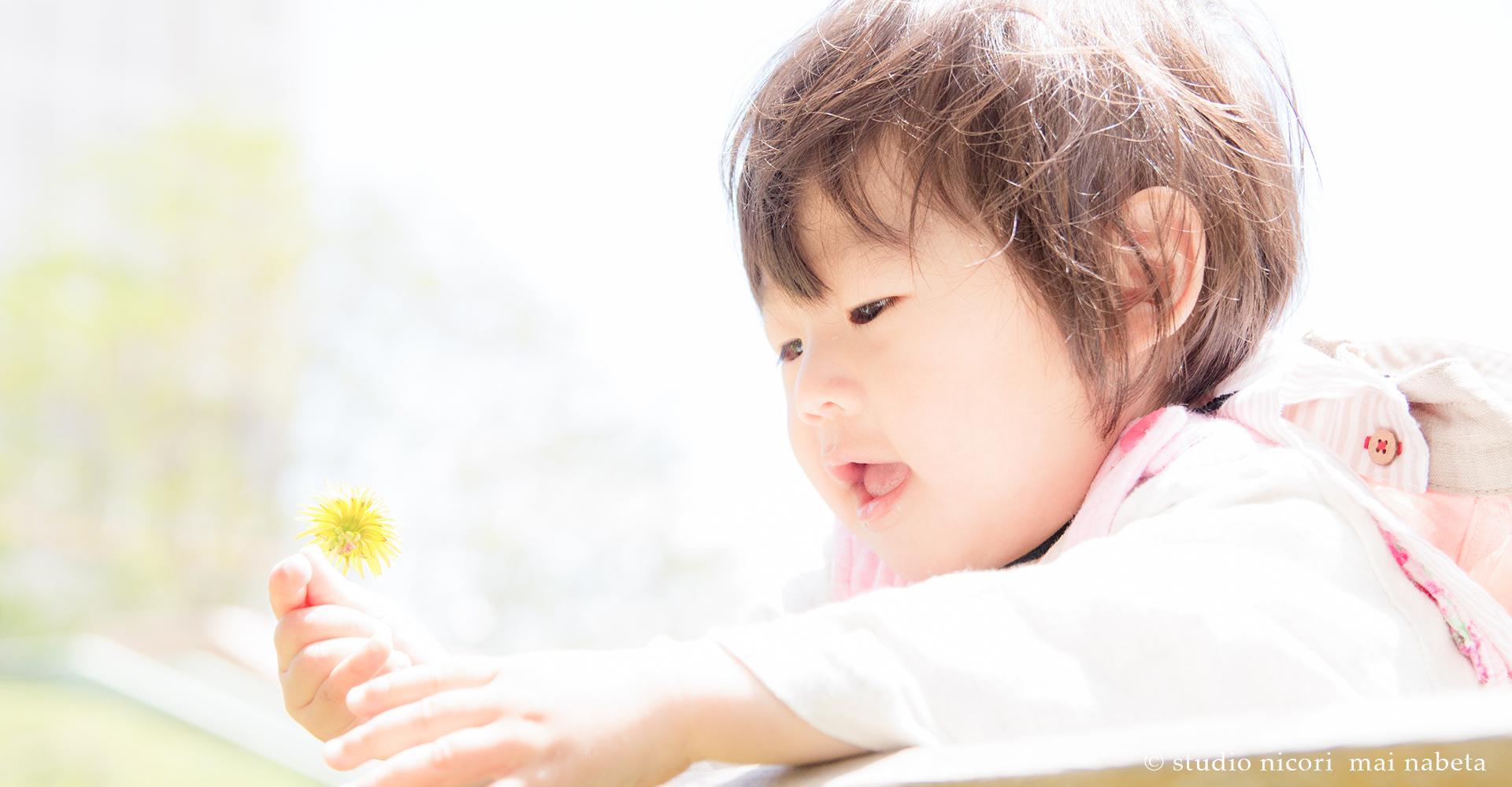 札幌出張撮影専門&赤ちゃんフォトスタジオ nicori